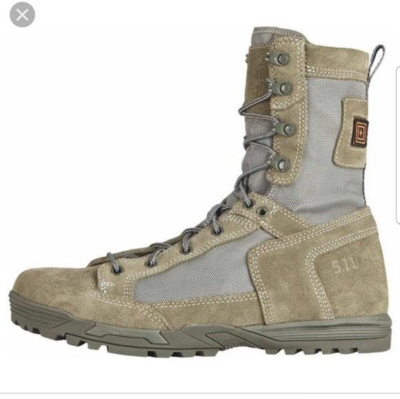 c517caa8f0e 5.11 NIB Skyweight Patrol Sage Tactical Boots Boutique